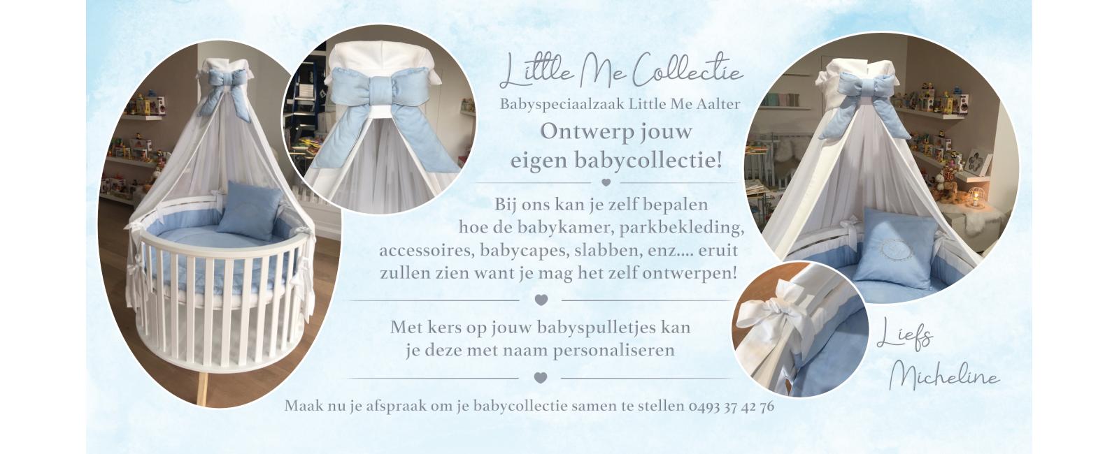 Personaliseer je eigen babyuitzet