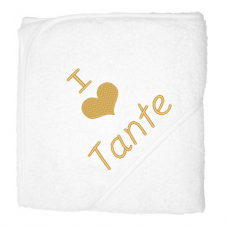 I love tante goud (babycape)