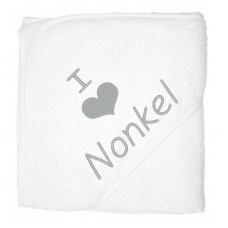 I love nonkel zilver (babycape)