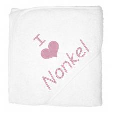 I love nonkel lichtroze (babycape)
