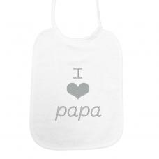I love papa  (slab)