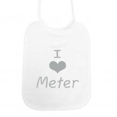 I love meter zilver (slab)