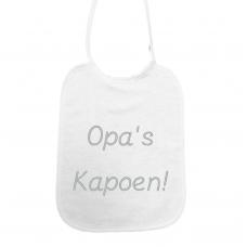 Opa's kapoen (slab)