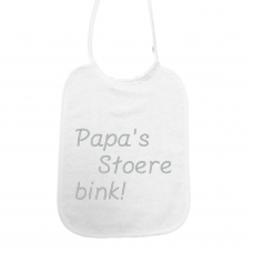 Papa's stoere bink (slab)