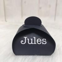 Bonbon doosje navy Jules