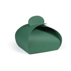 Bonbondoosje donker groen