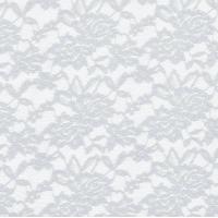 Hemel in kant wit