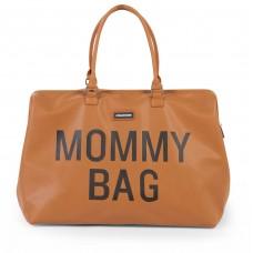 Mommy Bag Verzorgingstas - Lederlook Bruin