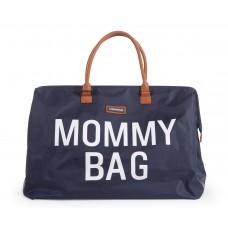 Mommy Bag Verzorgingstas - Navy wit