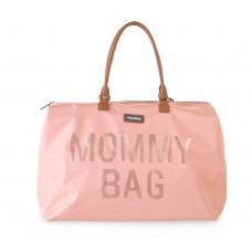 Mommy Bag Verzorgingstas - Roze koper