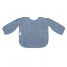 Mouwslab grijs/blauw (mogelijk met naam)