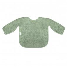 Mouwslab stone green (mogelijk met naam)