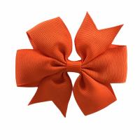 Haarspeldje oranje