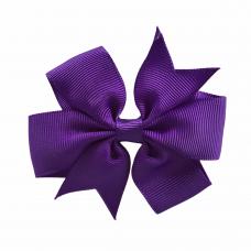Haarspeldje donker paars