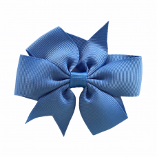 Haarspeldje blauw