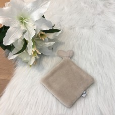 Doudou love fleece beige