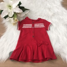 BLM Aminelle Robe rouge