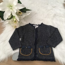 BLM Babyjasje black pockets navy