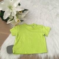 BLM T-shirt groen
