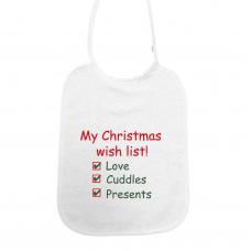My christmas checklist! rood/groen (slab)